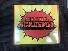 FUNKO  POP! My Hero Academia - GAMESTOP Exclusive Box - IN HAND