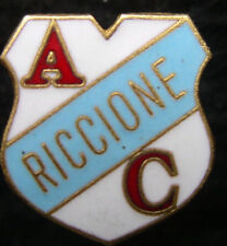 Italy Riccione Atletico Club , Football Soccer Pin Badge Enameled