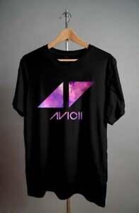 Avicii Galaxy Concert T-Shirt Womens Mens Unisex Full Size