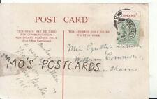 Genealogy Postcard - Cynthia ?u???? - Witham Common - Grantham Ref 436B