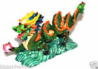 NEW COLOR Chinese Feng Shui Dragon Figurine Statue for Luck & Success 6