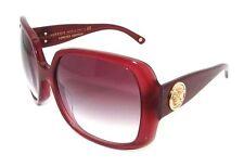 VERSACE Burgundy Butterfly Medusa Sunglasses VE 4224K - 972/8H  AUTHENTIC - NEW