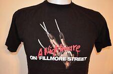 Upper Playground Nightmare Elm Street Horror Punk Freddy Hip Hop Mens S T-Shirt