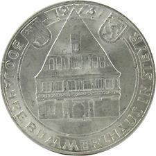 *** 50 Schilling Gedenkmünze ÖSTERREICH 1973 500 Jahre Bummerlhaus Steyr Silber
