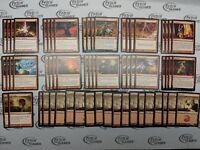 60 Card Deck - MONO RED BURN - Modern - Ready to Play - Magic MTG FTG
