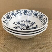Nikko Double Phoenix Japan Ming Tree Cereal Bowls (3)