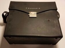 Vintage Polaroid Automatic Instant Land Camera 220 With Case And Flash