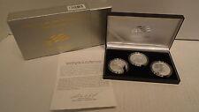 2006 American Eagle 20th Anniversary 1 oz  .999 Silver Coin Set U.S. Mint