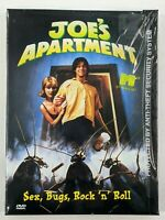 Joe's Apartment (DVD, 1999) Jerry O'Connell  MTV Films NEW