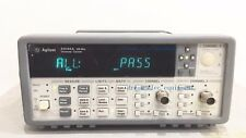 HP/Agilent 53132A  OPT:010 Universal Frequency Counter