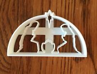 Christmas Nativity cookie and fondant cutter - US SELLER!!