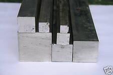 "Aluminium Square Bar 5/8"" x 5/8"" x 250mm  6082"