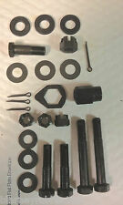Harley UL ULH CP-1038 & CP-1035 Engine Mounting Kit Parkerized Upper & Lower