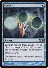 Ponder  VO -  MTG Magic (EX)
