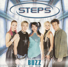 STEPS - Buzz (UK 15 Track CD Album)