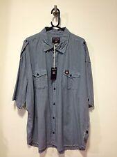 American Boy Mens King Size Short Sleeve Shirt - 2X