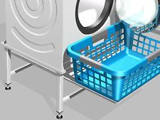 Waschmaschinen /Trockner Untergestell Podest Sockel Unterbau 30cm hoch mit Abl.