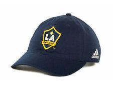 Los Angeles Galaxy MLS Adjustable Soccer Slouch Cap Hat