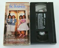 Big Business Bette Midler VHS Home Movie Video Tape 80's Retro Vintage Comedy