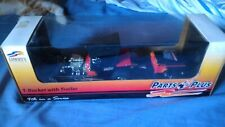 LIBERTY CLASSICS - PARTS PLUS - FORD T-BUCKET STREET ROD WITH TRAILER  1/25