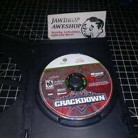 CRACKDOWN XBOX 360 DISC ONLY [XBOX ONE COMPATIBLE GAME] ACTION ADVENTURE