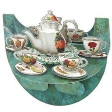 Santoro PopnrockTM 3D  Tea Time Design