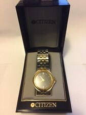 Citizen Men Watch 5510-K11537 CK Vintage Never Used Orig.Box Great Gift.-C000