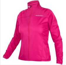 Endura Womens Xtract Cycling Jacket Pink Size S