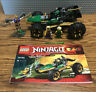 Lego Ninjago set 70755 Jungle Raider with Minifigures & Instructions