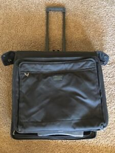 """Travelpro Luggage Carry On Rolling Garment Bag - Black 24"""""""