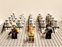 Star Wars Clone Wars Obi-Wan Phase 1 Clones Army 23 Minifigures Lot - USA SELLER