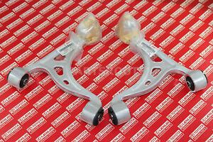 Toyota Supra JZA80 OEM Genuine Rear Left & Right Aluminum Upper Control Arms UCA