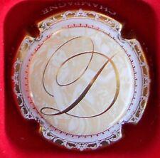 Capsule de champagne Devavry B N°8