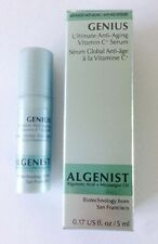 ALGENIST Genius Ultimate Anti-Aging Vitamin C+ Serum 5 ml 0.17 oz NIB