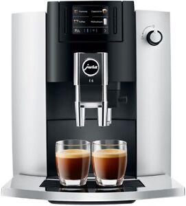 Jura E6 Platinum Automatic Coffee Machine 15342