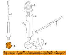 BMW OEM 96-99 Z3-Antenna Mast Base 65218389698