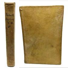1748 Medical Pharmacy Medicine Diseases opium narcotics John Allen