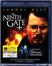 The NINTH GATE (1999) BLU RAY JOHNNY DEPP NEW & SEALED REGION B (AUS)
