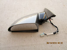 06 - 09 CHEVY IMPALA LT LS DRIVER LEFT SIDE EXTERIOR ELECTRIC SIDE DOOR MIRROR