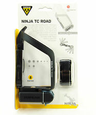 Topeak Ninja TC8 Bicycle Bottle Cage with Tool Kit
