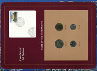 Coin Sets of All Nations Vatican w/card 1990-1992 UNC 20DIC1993