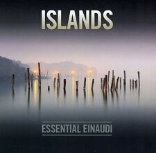 Islands-Essential Einaudi - Ludovico Einaudi (2011, CD NIEUW)