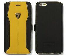 "Lamborghini Huracan-D1 Leather Ultra Slim Flip Case for iPhone 6 / 6s (4.7"") YW"