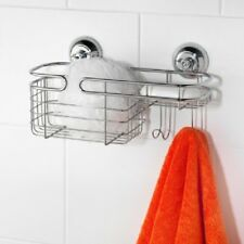 New Vintage Beldray Bathroom Suction Caddy Place on the wall of your bathroom.