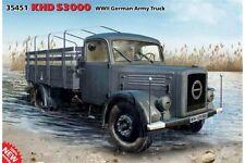 ICM 35451 1/35 KHD S3000 WWII German Army Truck