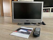 LCD TV Silvercrest mit integrierten DVD-Player