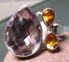 Topaz Handmade Amethyst Fine Jewellery