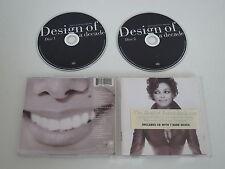 Janet Jackson/design of a decade 1986/1996 (A & M 540 422-2) 2xcd album
