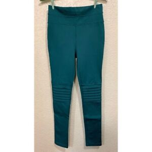Free People Movement Active Teal Leggings Women's size: M