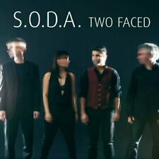 S.o.d.a. Two faced (2014)  [CD]